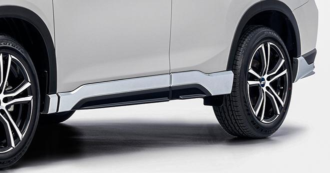 Subaru cung cấp thêm bộ phụ kiện GT-Edition cho dòng xe Forester tại Việt nam - 8