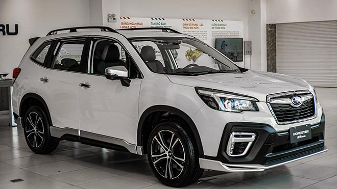 Subaru cung cấp thêm bộ phụ kiện GT-Edition cho dòng xe Forester tại Việt nam - 2