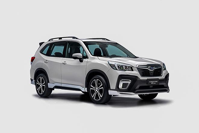 Subaru cung cấp thêm bộ phụ kiện GT-Edition cho dòng xe Forester tại Việt nam - 6
