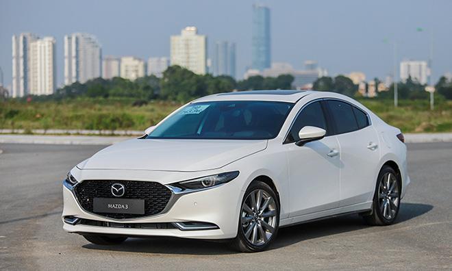 Tổng hợp giá xe ô tô Mazda mới nhất tháng 5/2020 tại Việt Nam - 2
