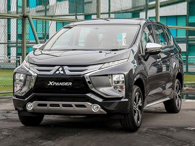 Mitsubishi Xpander 2020 được đại lý Việt Nam nhận đặt cọc