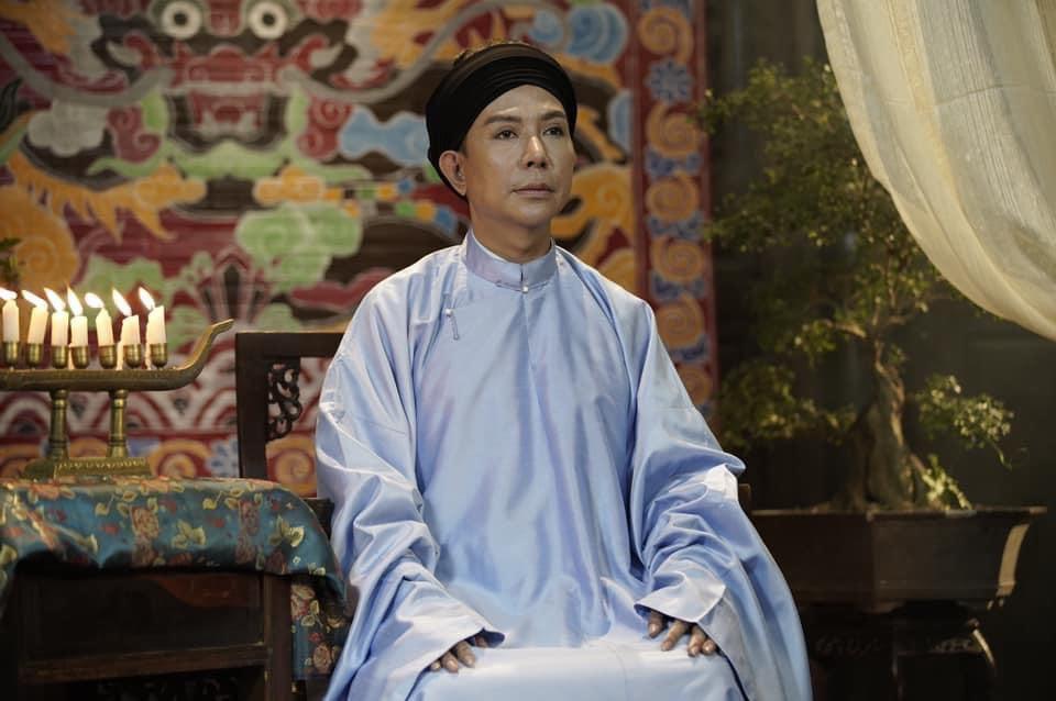 Cát-xê của Long Nhật thế nào khi đóng vai Thái giám và hát nhạc phim