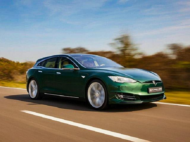 Soi chi tiết mẫu xe điện Tesla độc đáo, có giá bán hơn 5,5 tỷ đồng