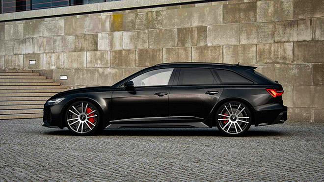Hãng độ Wheelsandmore nâng cấp công suất Audi RS6 Avant 2020 mạnh hơn cả siêu xe - 9