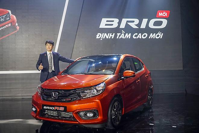 Honda Brio giảm giá 40 triệu đồng một số phiên bản - 2