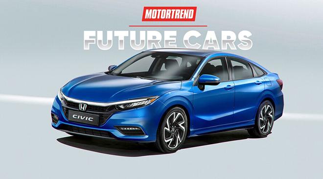 Honda Civic 2021 sẽ ra mắt với loạt nâng cấp từ ngoại hình tới nội thất - 1