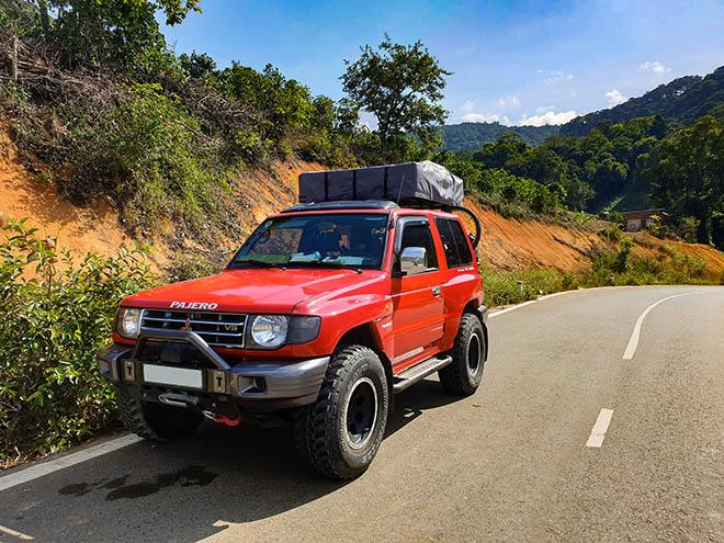 Xe SUV Land cộc BJ70 hàng hiếm rao bán với giá 350 triệu đồng - 4