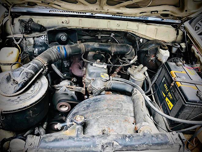 Xe SUV Land cộc BJ70 hàng hiếm rao bán với giá 350 triệu đồng - 11