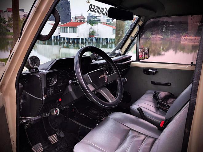 Xe SUV Land cộc BJ70 hàng hiếm rao bán với giá 350 triệu đồng - 8