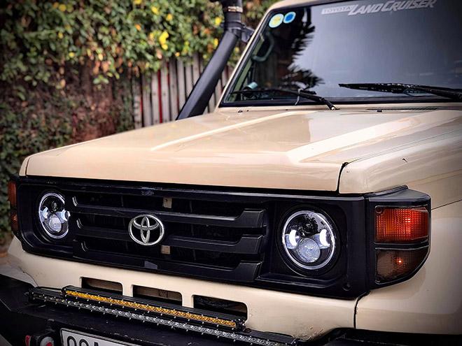Xe SUV Land cộc BJ70 hàng hiếm rao bán với giá 350 triệu đồng - 7