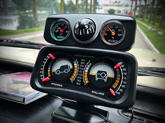 Xe SUV Land cộc BJ70 hàng hiếm rao bán với giá 350 triệu đồng - 10