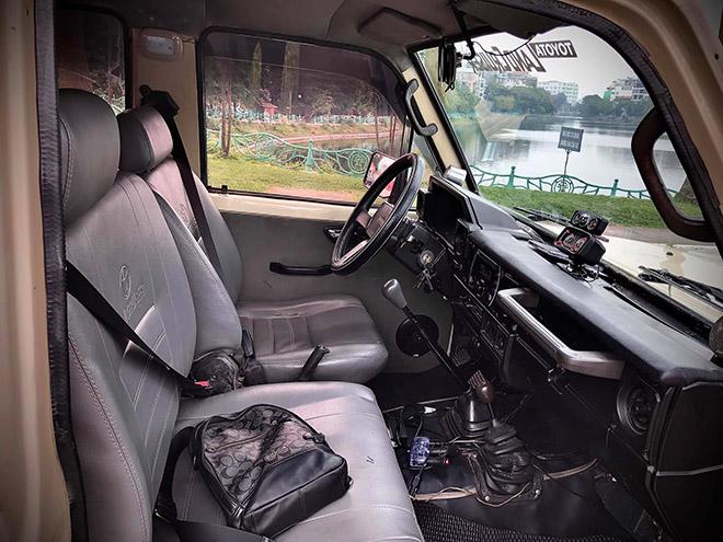 Xe SUV Land cộc BJ70 hàng hiếm rao bán với giá 350 triệu đồng - 9