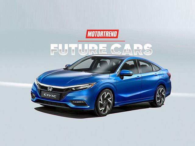 Honda Civic 2021 sẽ ra mắt với loạt nâng cấp từ ngoại hình tới nội thất
