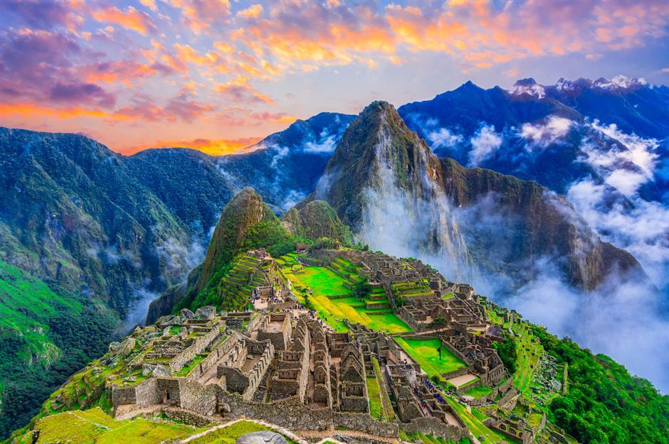 Những phong cảnh đẹp ngỡ ngàng như không thuộc về Trái đất - 2