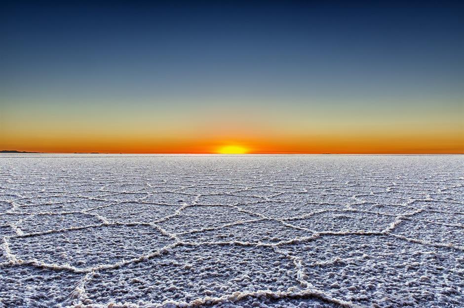 Những phong cảnh đẹp ngỡ ngàng như không thuộc về Trái đất - 11
