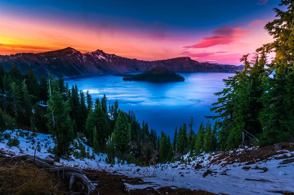 Những phong cảnh đẹp ngỡ ngàng như không thuộc về Trái đất - 19