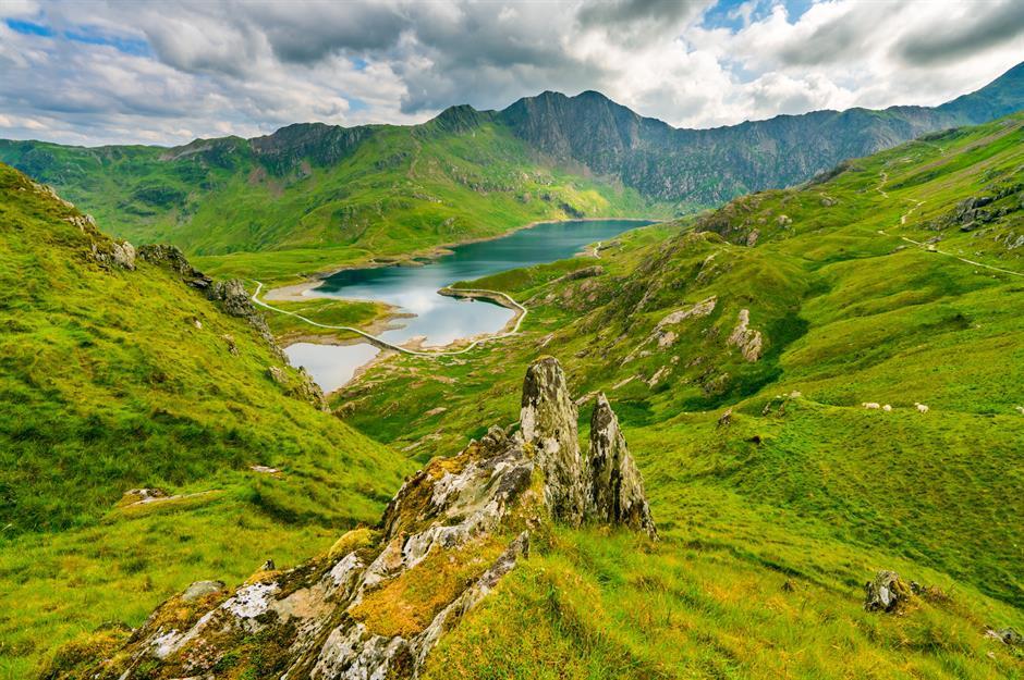 Những phong cảnh đẹp ngỡ ngàng như không thuộc về Trái đất - 4