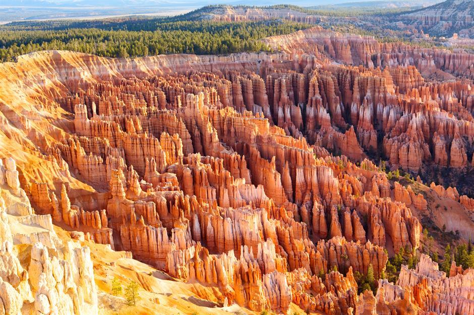 Những phong cảnh đẹp ngỡ ngàng như không thuộc về Trái đất - 6