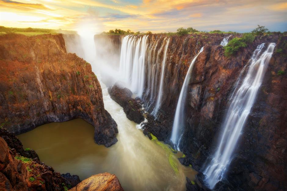 Những phong cảnh đẹp ngỡ ngàng như không thuộc về Trái đất - 9