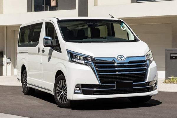 Giá xe Toyota 2020 mới nhất tất cả các dòng xe - 13