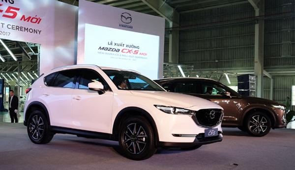 Giá xe Mazda niêm yết và lăn bánh tất cả các dòng xe tháng 5/2020 - 9