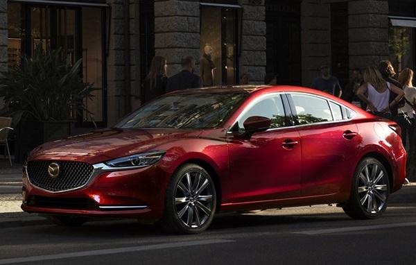 Giá xe Mazda niêm yết và lăn bánh tất cả các dòng xe tháng 5/2020 - 7