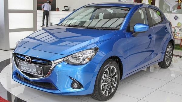 Giá xe Mazda niêm yết và lăn bánh tất cả các dòng xe tháng 5/2020 - 6