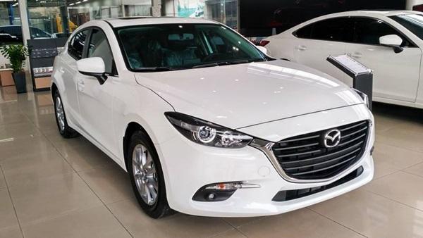 Giá xe Mazda niêm yết và lăn bánh tất cả các dòng xe tháng 5/2020 - 3