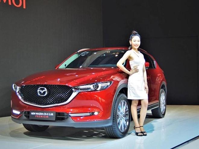 Giá xe Mazda niêm yết và lăn bánh tất cả các dòng xe tháng 5/2020 - 8