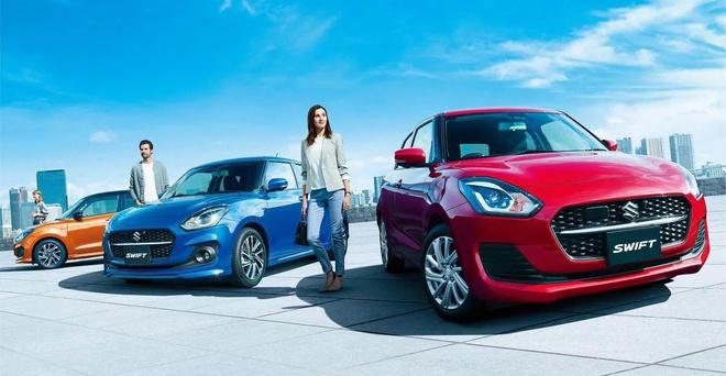 Suzuki Swift 2020 chính thức ra mắt, giá khởi điểm 334 triệu đồng