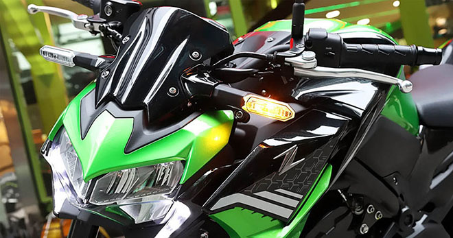 "Kawasaki Z900R 2020 coming soon: More features ""enchanting"" users"