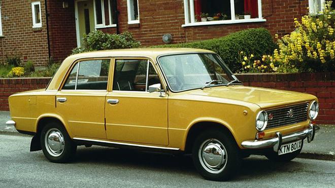Top 10 mẫu xe bán chạy nhất mọi thời đại - 6
