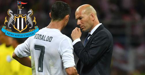 """Tỷ phú Ả Rập siêu giàu mời gọi Zidane, Newcastle lộ kế hoạch """"điên rồ"""""""
