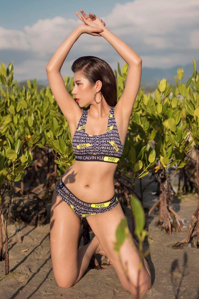 Hoa hậu Nha Trang có phẫu thuật thẩm mỹ thay đổi cấu trúc cơ thể? - 3
