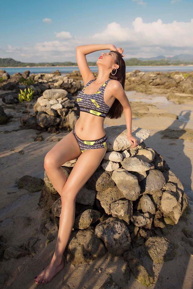 Hoa hậu Nha Trang có phẫu thuật thẩm mỹ thay đổi cấu trúc cơ thể? - 2