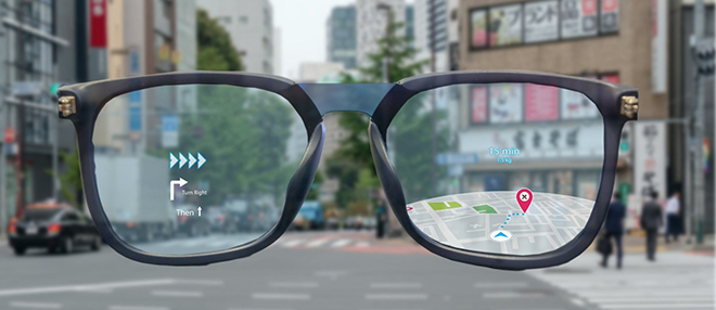 Kính thông minh Apple Glass lần đầu lộ chi tiết và giá bán - 1