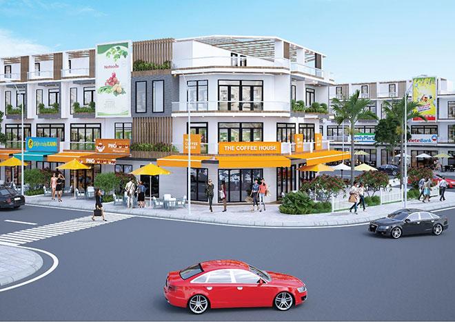 Phố thương mại Saigon West Broadway; lý tưởng an cư – đầu tư xứng tầm - 2