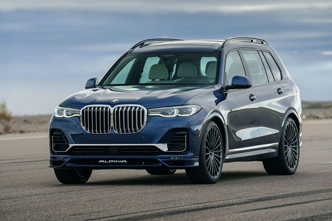 Siêu phẩm SUV BMW Alpina XB7 2021 ra mắt, sức mạnh 612 mã lực - 1