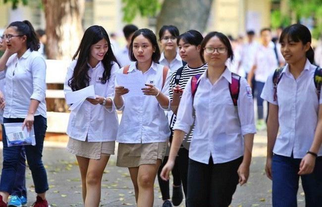 Sở GD&ĐT Hà Nội lưu ý những điều cần biết đối với học sinh dự thi vào lớp 10 - 1