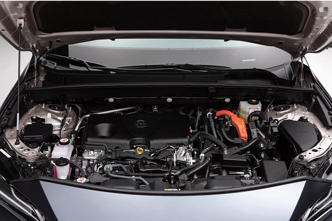 Toyota Venza 2021 sắp trình làng, sự trở lại sau 5 năm vắng bóng - 12