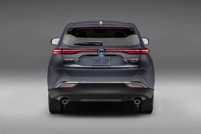 Toyota Venza 2021 sắp trình làng, sự trở lại sau 5 năm vắng bóng - 5