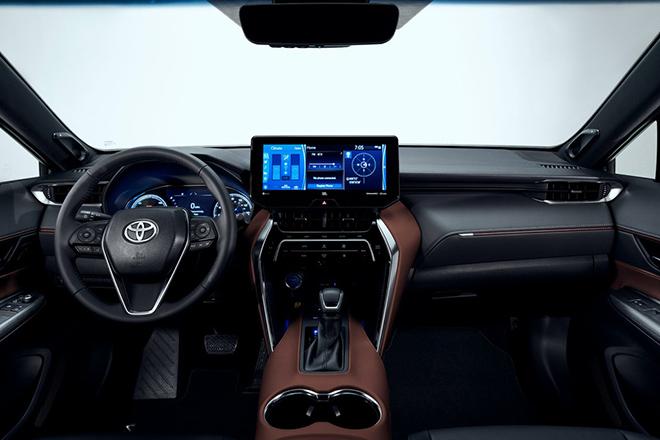 Toyota Venza 2021 sắp trình làng, sự trở lại sau 5 năm vắng bóng - 6