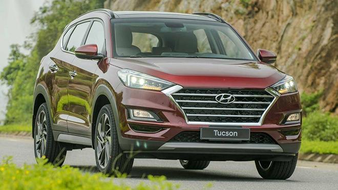 Giảm 50% phí trước bạ, giá lăn bánh Hyundai Tucson còn bao nhiêu? - 1