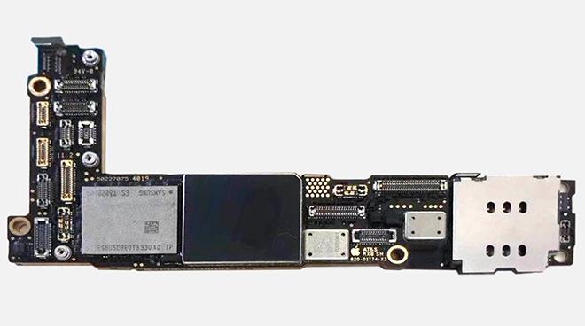 iPhone 12 bị rò rỉ thiết kế bo mạch chủ - 1