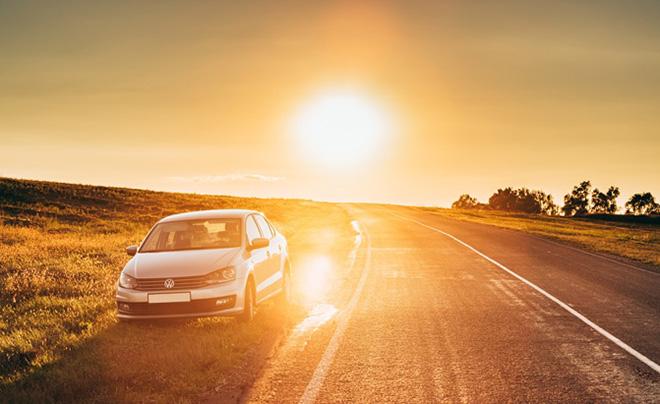 Cách giải nhiệt cho ô tô khi du lịch mùa hè nắng nóng - 1