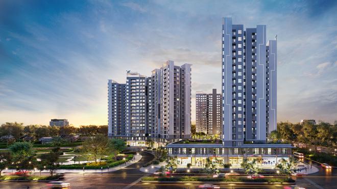 Dự án West Gate – khu căn hộ trung tâm hành chính Tây Sài Gòn