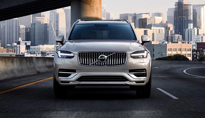 Volvo sắp ra mắt dòng xe sử dụng động cơ điện XC100 - 1
