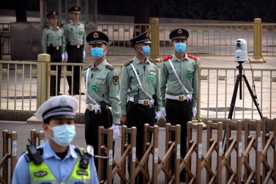 Cảnh đặc biệt trong cuộc họp chính trị quan trọng bậc nhất năm của Trung Quốc - 4