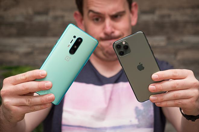 Đọ sức mạnh camera giữa iPhone 11 Pro và OnePlus 8 Pro - 10