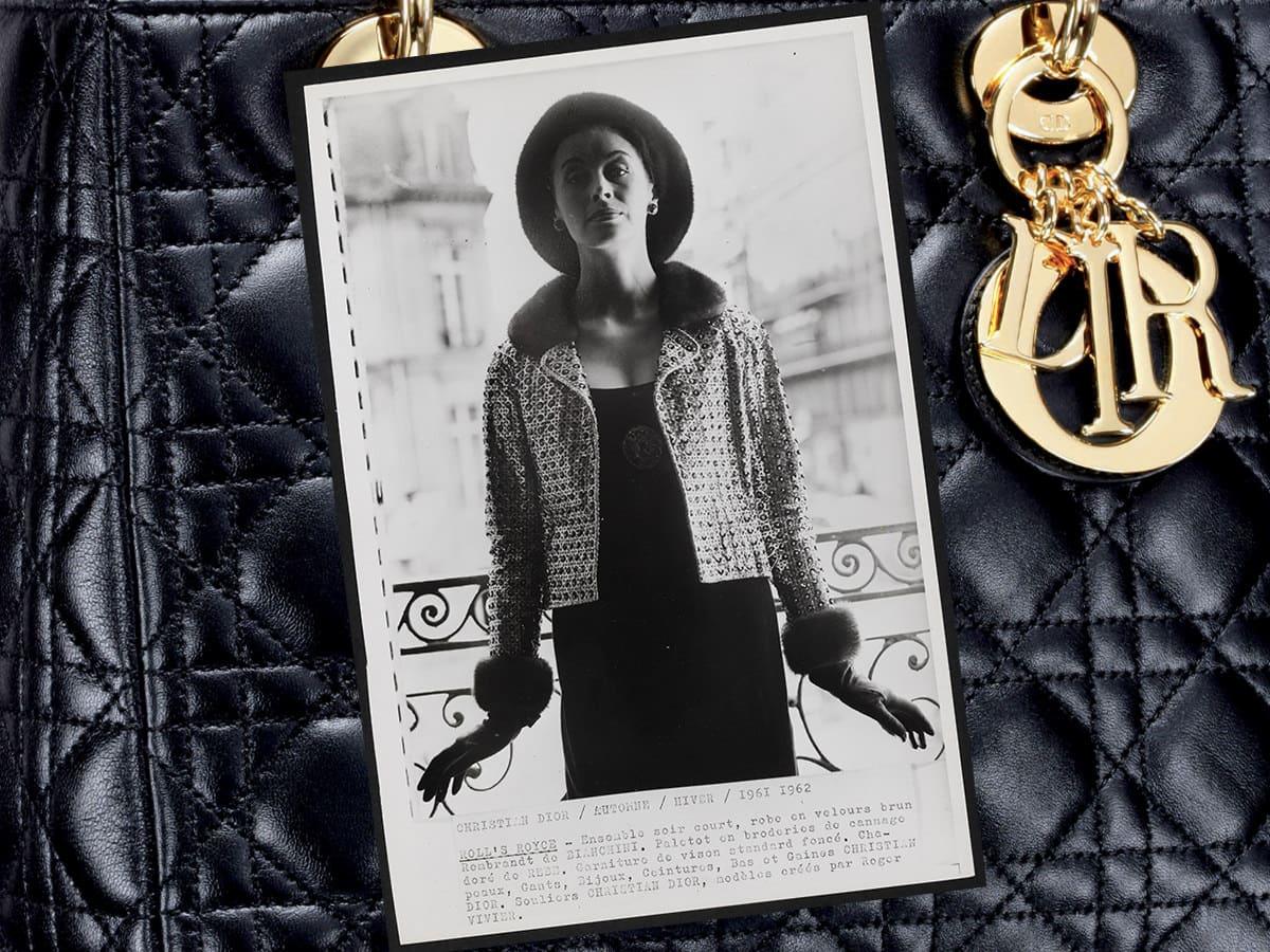 Chiếc túi nhỏ bé của Dior vì sao trở thành niềm khao khát của triệu phụ nữ - 1